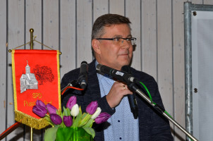 Rede von Klaus Fleischmann