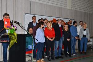 Gemeinderatskandidaten der SPD Puschendorf