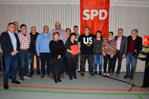 Theatergruppe Puschendorf mit dem Ehrenamtspreis